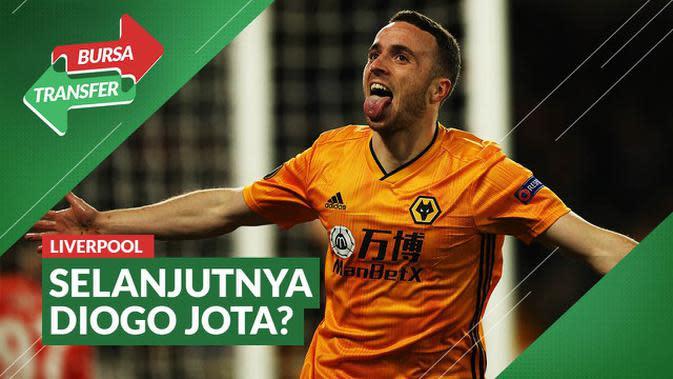 VIDEO Bursa Transfer: Liverpool Berhasil Gaet Thiago Alcantara, Selanjutnya Diogo Jota?