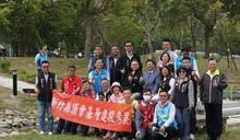 竹縣議會考察東興圳景觀再造工程