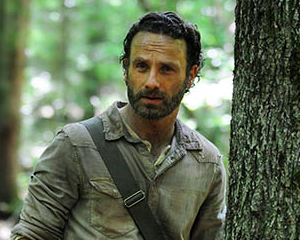 Ominous Walking Dead Spoiler: Andrew Lincoln Warns of 'Painful' Midseason Finale