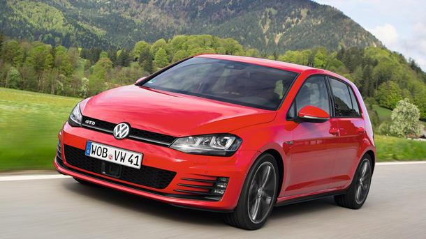 2014 Volkswagen Golf GTD, and the future of VW: Motoramic Drives