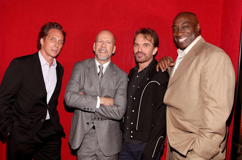 Bruce Willis helped Michael Clarke Duncan get his Oscar caliber role