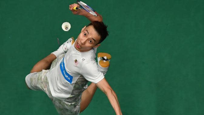 Selama kariernya, Lee Chong Wei berhasil meraih tiga medali perak Olimpiade dan tiga medali perak Kejuaraan Dunia. Mimpi meraih medali emas seringkali digagalkan oleh Lin Dan. (AFP/Mohd Rasfan)