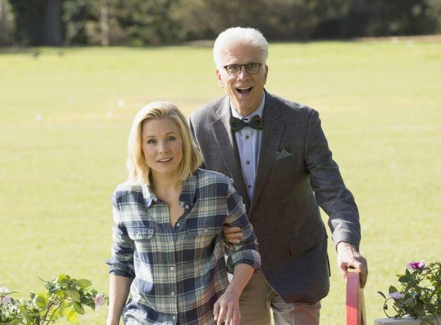 'The Good Place' to say goodbye with extended finale and Seth Myers aftershow