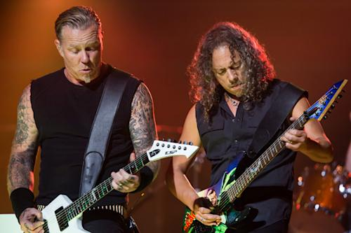 Metallica Have 'Enough Material' for New Album
