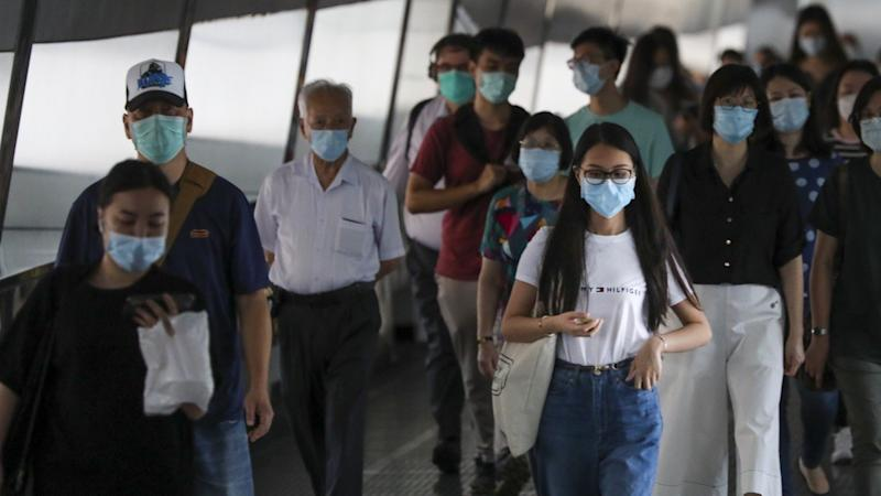 Hong Kong third wave: thousands of port employees to be tested as city confirms 62 new Covid-19 cases