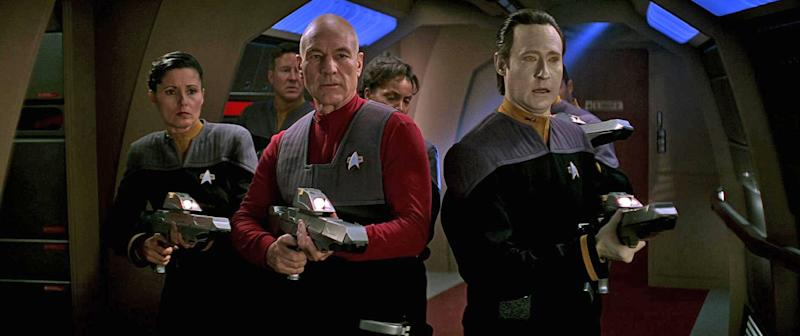 Star Trek: First Contact (Photo: Paramount Pictures)