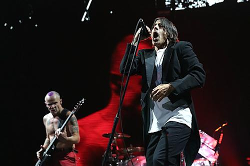 Red Hot Chili Peppers Play 'One Last Blowout' Before Super Bowl