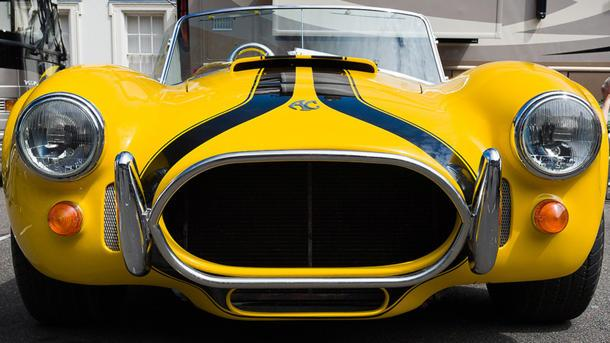 AC Cobra 427 comes out to charm: Flickr photo of the day