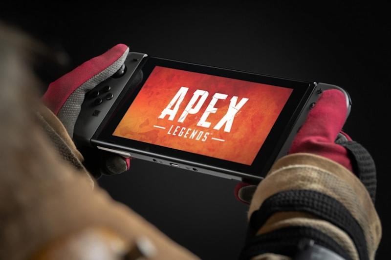 Apex Legends' 2020 'soft launch' will lead EA's next big mobile push