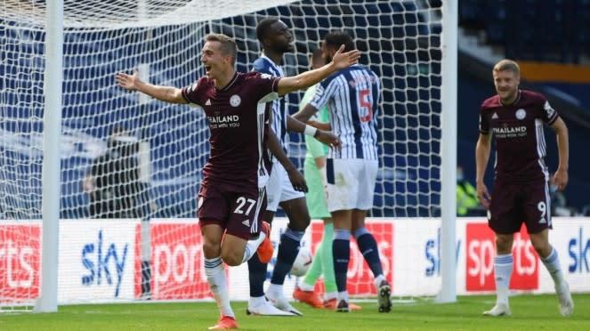 Bek Leicester City, Timothy Castagene.