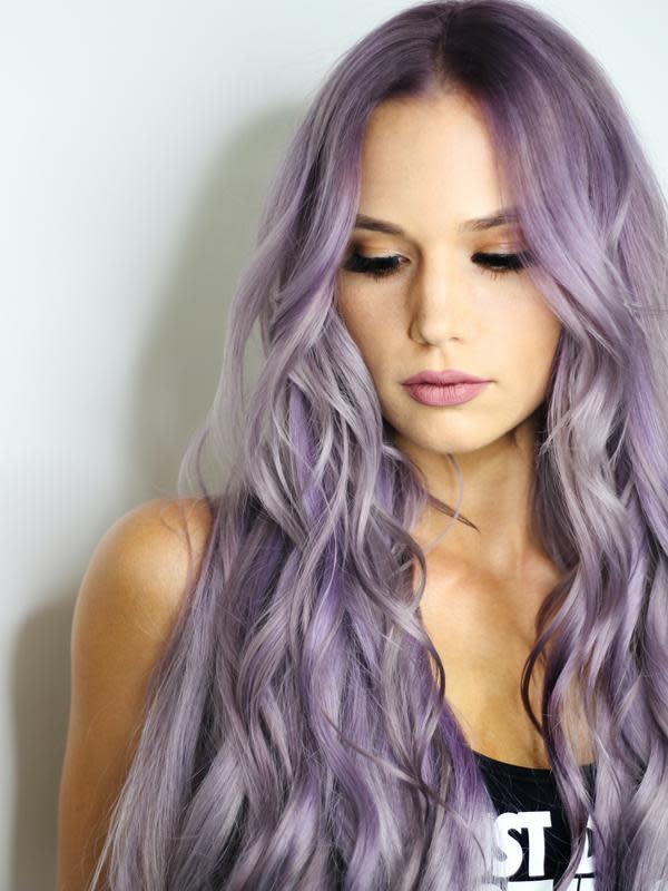 ilustrasi rekomendasi warna cat rambut/unsplash