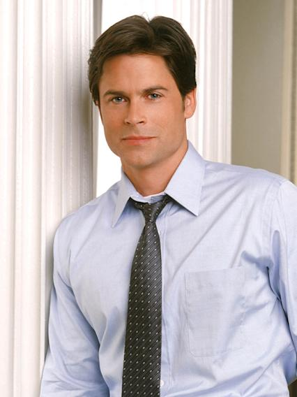 "Rob Lowe, ""The West Wing"""