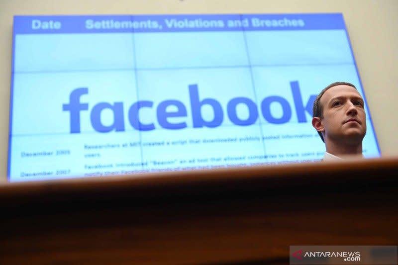 Ilmuwan minta Facebook hapus unggahan Presiden Trump