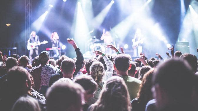 Ilustrasi konser, musik. (Sumber: Pixabay/Pexels)