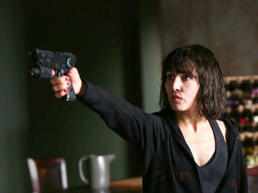 《獵殺星期一》歐蜜瑞佩斯