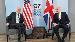 G7峰會:英美再就新冠溯源調查向中國施壓