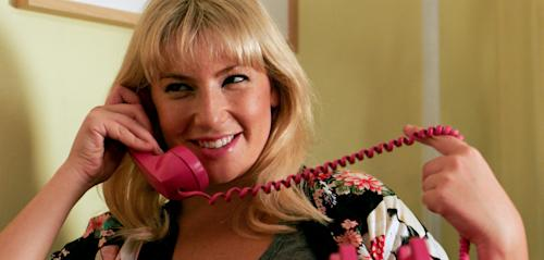 """This film image released by Focus Features shows Ari Graynor in a scene from """"For A Good Time, Call."""" (AP Photo/Focus Features)"""