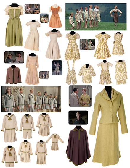Profiles in History Auction - Sound of Music