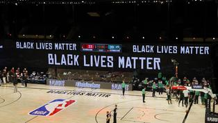 向現實妥協!?NBA主席表示未來將撤除大部分黑人平權運動標語