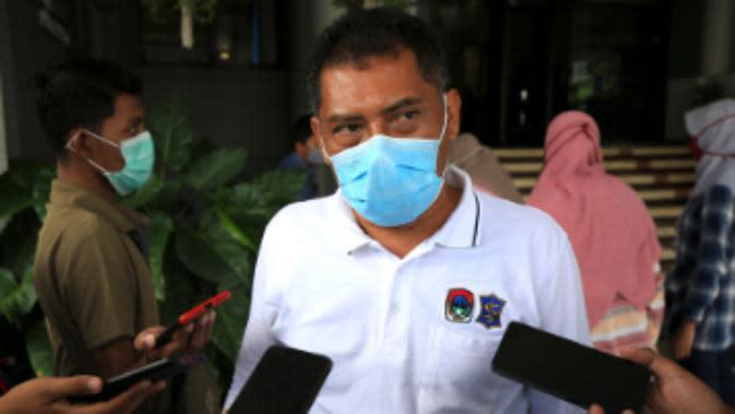 Wakil Sekretaris Gugus Tugas Percepatan Penanganan Covid-19, Eddy Christijanto (Foto: Dok Pemkot Surabaya)