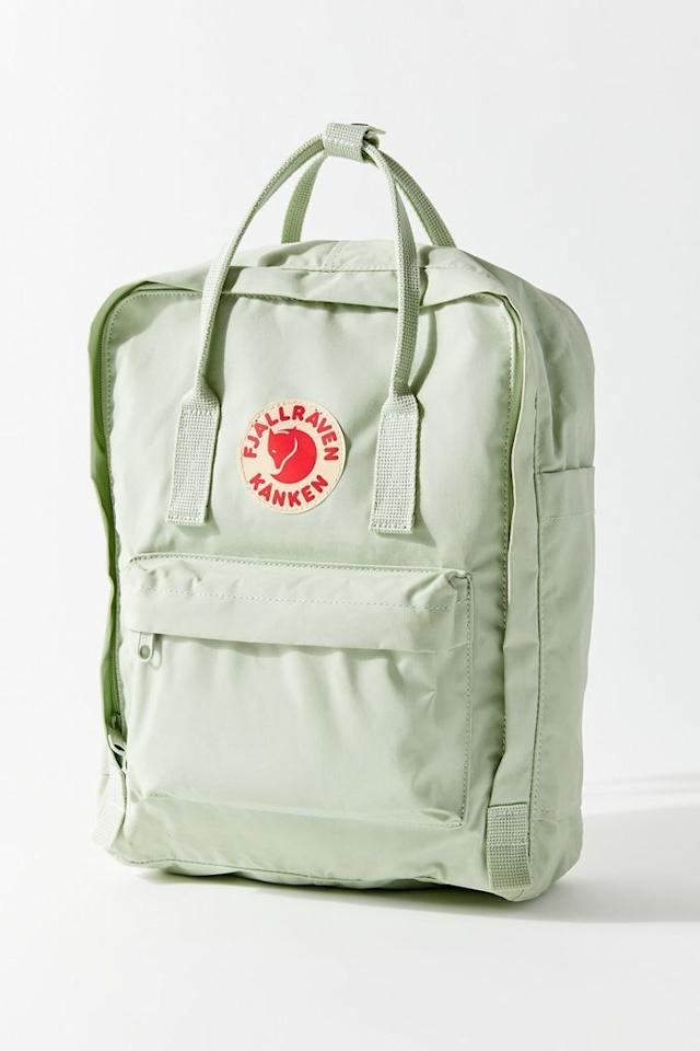"""<p><strong>Fjallraven</strong></p><p>urbanoutfitters.com</p><p><strong>$80.00</strong></p><p><a href=""""https://go.redirectingat.com?id=74968X1596630&url=https%3A%2F%2Fwww.urbanoutfitters.com%2Fshop%2Ffjallraven-classic-knken-backpack&sref=https%3A%2F%2Fwww.seventeen.com%2Flife%2Fg24068177%2Fgifts-for-tween-girls%2F"""" target=""""_blank"""">Shop Now</a></p><p>Add pins, keychains, and patches onto your bag to make it your own. </p>"""
