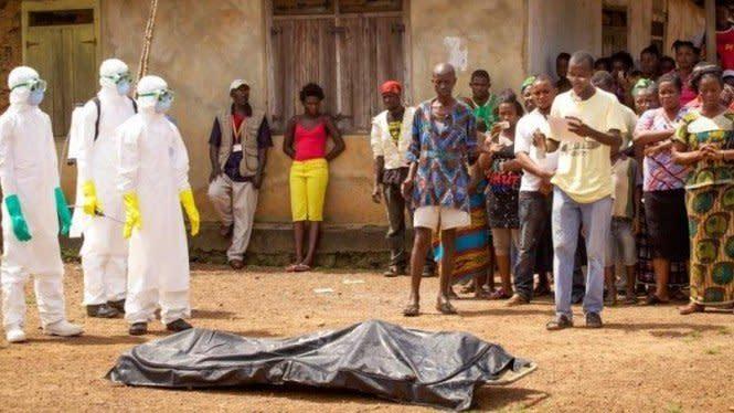 Wabah Ebola Serang Afrika, Bagaimana Gejala Penyakitnya