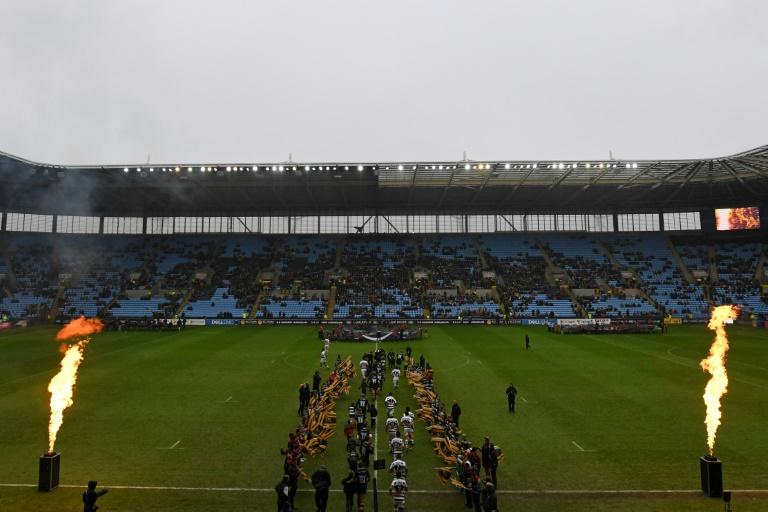 Thibaud Flament has played 16 games for Coventry-based Wasps this season