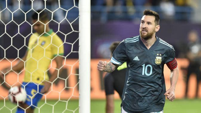 5 Pencapaian Sensasional Lionel Messi yang Masuk Buku Rekor Dunia
