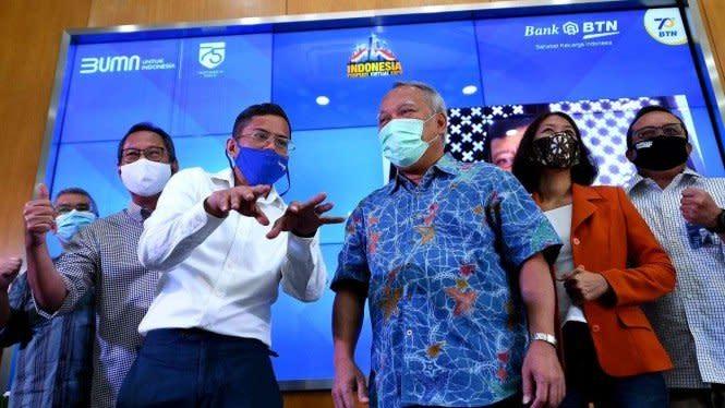 Gelar IPEX Virtual Perdana di Indonesia, BTN Targetkan 2 Juta Visitor