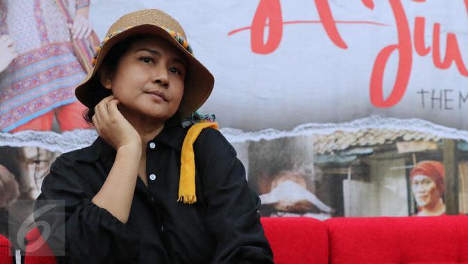 Ria Irawan (Liputan6.com/Herman Zakharia)