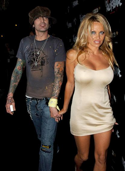 Tommy Lee, Pam Anderson