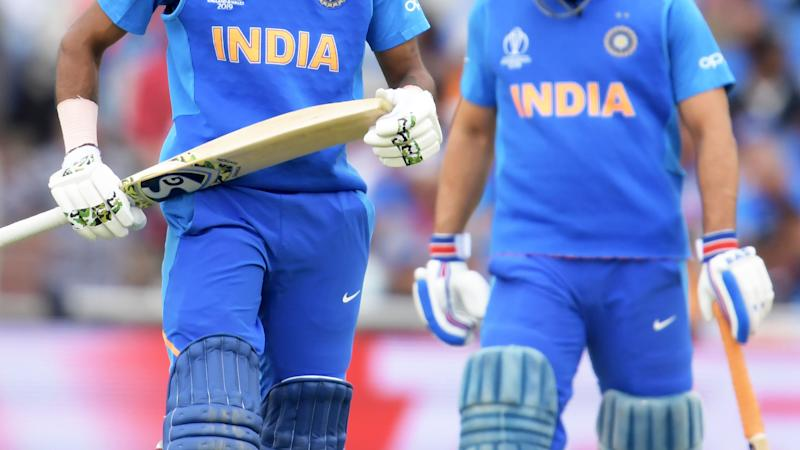 Indian cricket has been rocked by World Cup WAGs scandal. (Photo by DIBYANGSHU SARKAR/AFP/Getty Images)