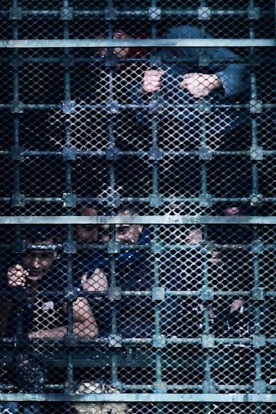 Prisoners rights group Antigone said some inmates had started protests once they saw media reports of similar actions in other prisons