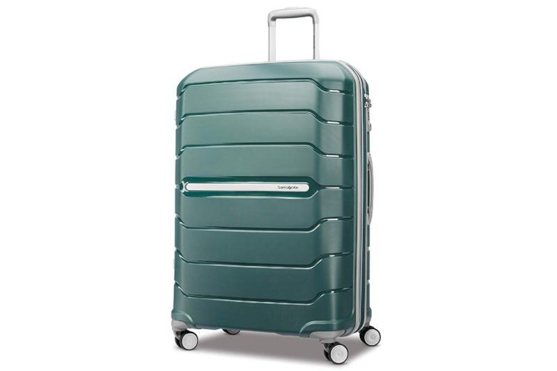 Samsonite Freeform Expandable Hardside Luggage with Double Spinner Wheels. (Photo: Amazon)