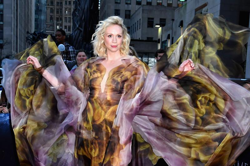 """Gwendoline Christie is embracing her body, despite """"extreme reactions"""" from people [Photo: Getty]"""