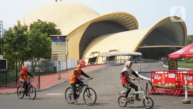 Sepekan Dibuka, Pengunjung TMII Capai 13 Ribu Orang