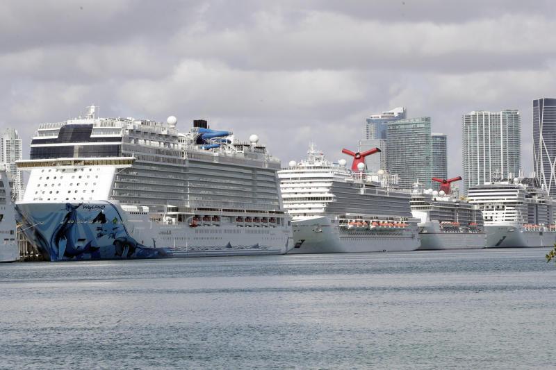 Virus Outbreak-Cruises