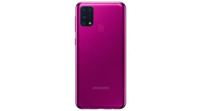 Samsung Galaxy M31. Dok: Samsung Electronics Indonesia