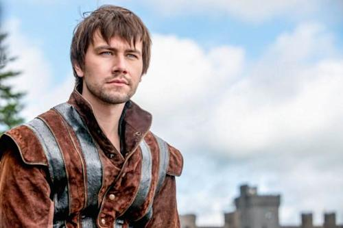 Torrance Coombs as Bash in the 'A Chill in the Air' episode of 'Reign' -- The CW