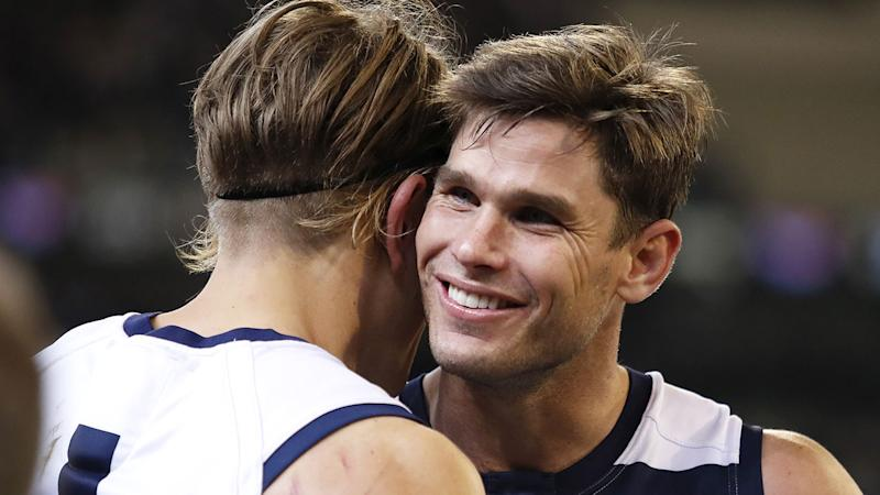 Tom Hawkins' absence is big blow for Geelong.