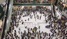 3男涉去年沙田示威 暴動罪成分別囚3年4個月及4年