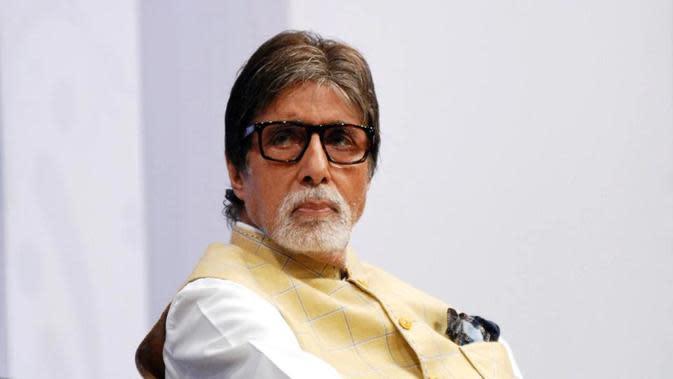 Amitabh Bachchan (Foto: hindustantimes.com)