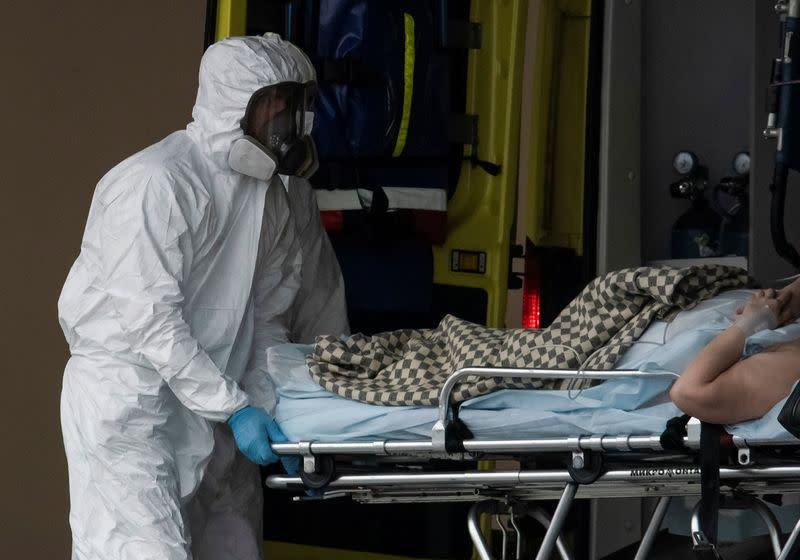 Moskow kaitkan lebih dari 60% kematian corona pada April dengan penyebab lain