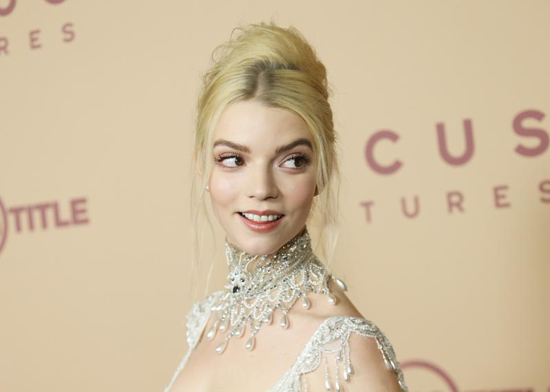 """Anya Taylor-Joy attends the Los Angeles premiere of Focus Features' """"Emma."""" on February 18, 2020. (Photo by Michael Tran/FilmMagic)"""