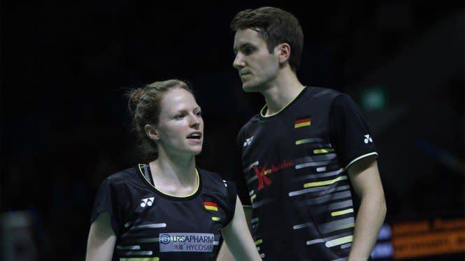 Mengejutkan, Ganda Campuran Jerman Catatkan Rekor di Denmark Open 2020