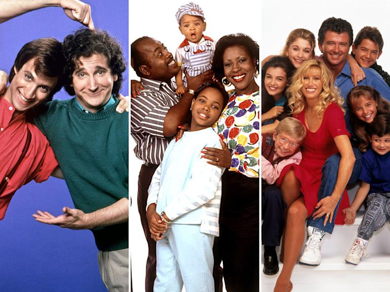 "Theme Songs (""Perfect Strangers,"" ""Family Matters,"" ""Step by Step"")"