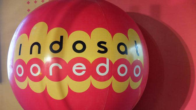 Indosat Ooredoo bertansformasi dengan nama dan logo baru. (Jeko Iqbal Reza/Liputan6.com)