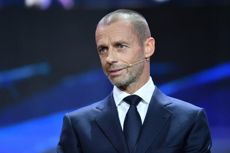 UEFA considering options for Euro 2020 finals - Ceferin