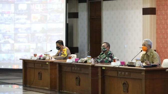 Gubernur Jawa Tengah Melarang Gelaran Kampanye Terbuka