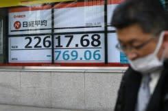 Pasar keuangan mendapat dorongan di saat ketakutan tentang virus berlanjut